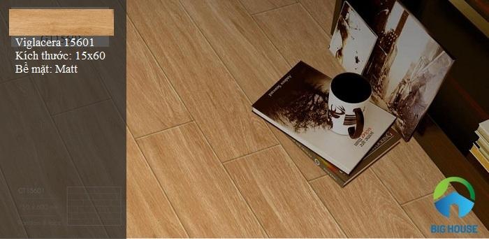 gạch giả gỗ VIglacera 15601