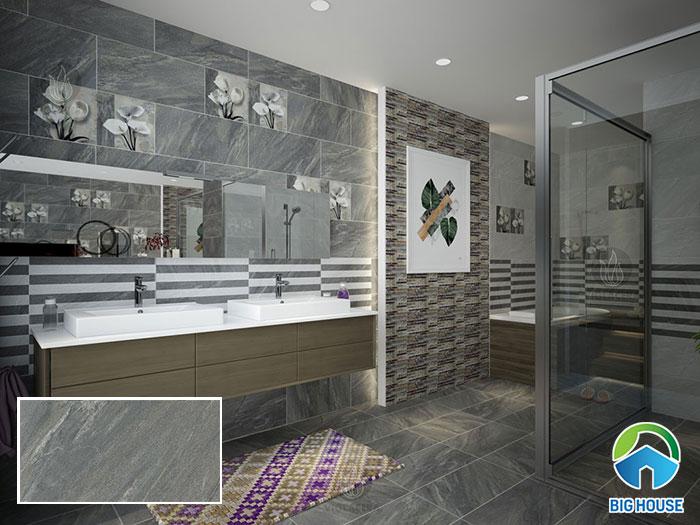 gạch ốp tường nhà tắm viglacera BS3642