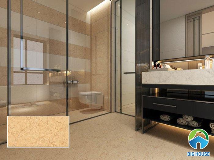 Gạch ốp nhà vệ sinh Viglacera KT3642