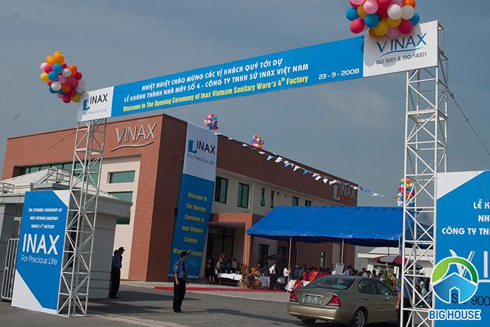 lixil cho xây dựng nhiều nhà máy sản xuất thiết bị vệ sinh ianx tại việt nam