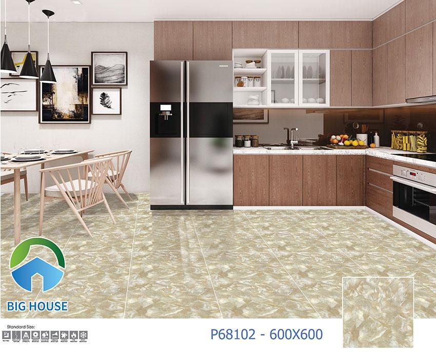Gạch lát nền Ý Mỹ 60x60 P68102 - 1