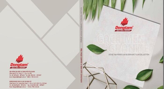 Catalogue gạch Đồng Tâm