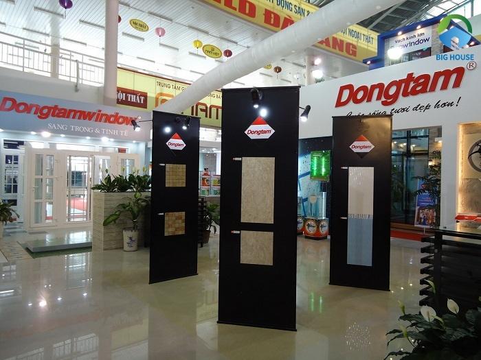 showroom gạch đồng tâm tại đà nẵng