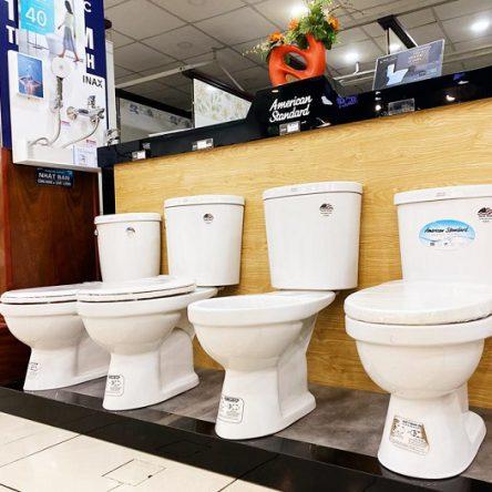 TOP địa chỉ bán thiết bị vệ sinh Cần Thơ uy tín, chất lượng, giá tốt