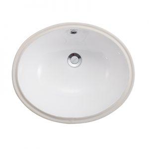 Chậu lavabo âm bàn Jomoo 12444-1/01Z-1