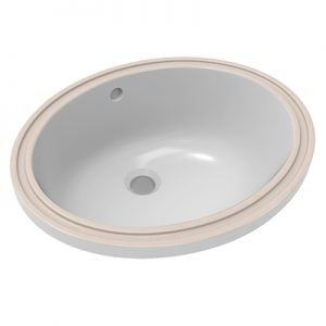 Chậu lavabo âm bàn Jomoo 12529-1/01Z-1