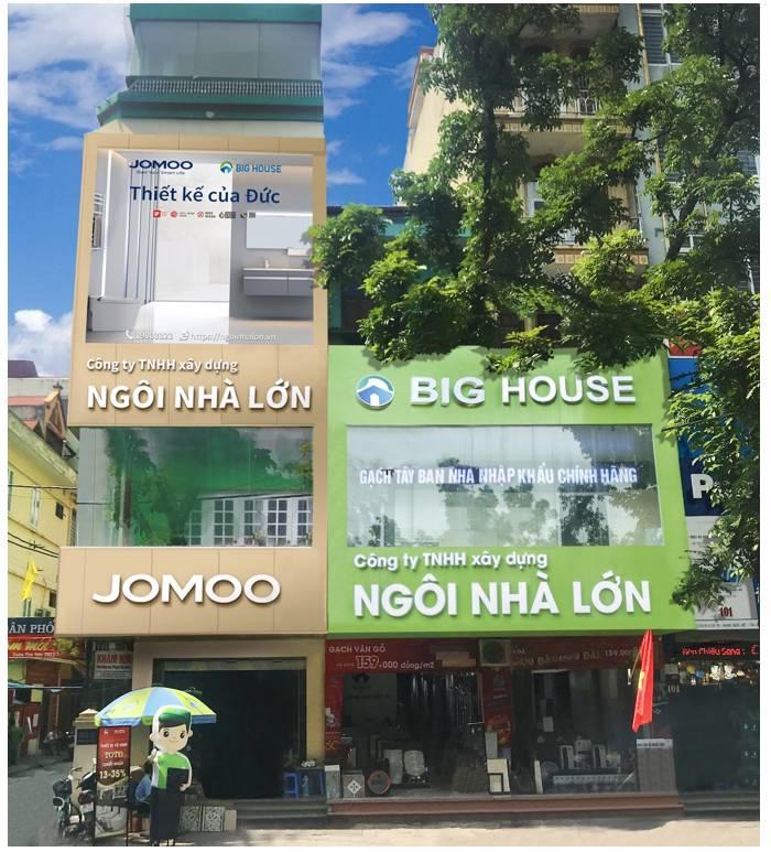 Big House - đại lý gạch Vitto chính hãng số 1 Việt Nam