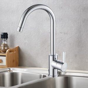Vòi rửa bát Jomoo 33080-229/1B1-Z
