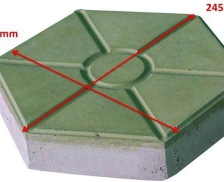 Gạch lục giác bao nhiêu viên 1m2? Cách tính số gạch chuẩn