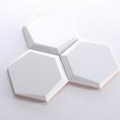 Giá gạch lục giác trắng M1715800